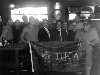 New York City Pi Kappa Alpha Alumni Assoc. Founders Day 2020
